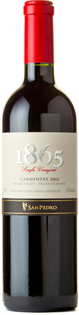 1865 Single Vineyard Carmenere Reserva 2012 750ml